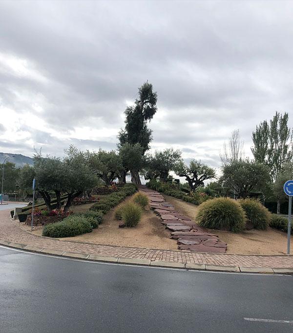 Proyectos de parques y jardines